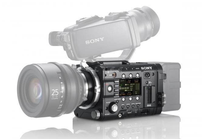 Smartfilmmedia Mieten - Sony Pmwf5
