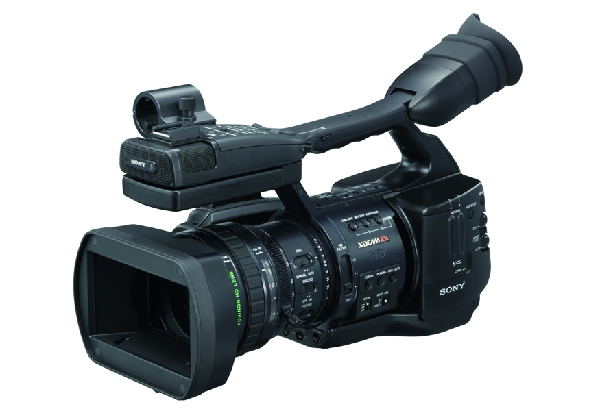 Mieten Smartfilmmedia - rental sony ex1 cc