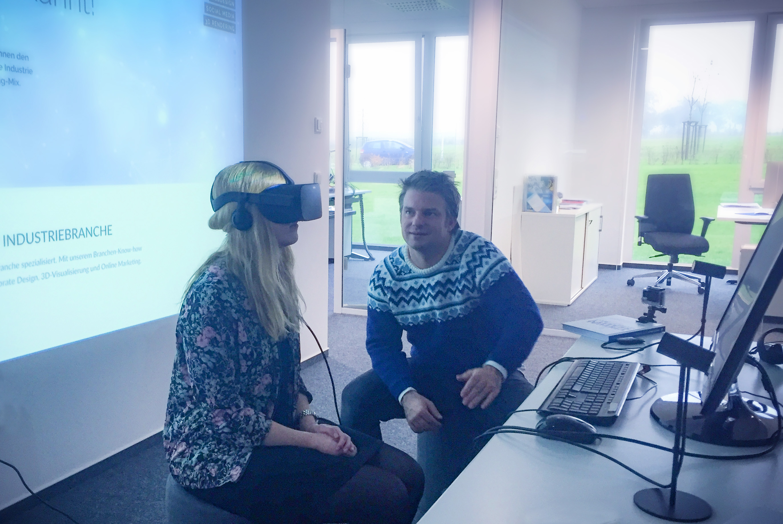 Virtual Reality Tour: Zu Gast bei Agentur Köhler+Partner