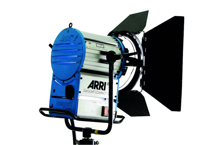 Mieten Smartfilmmedia - arri daylight compact hmi 1200